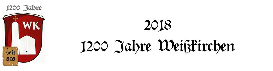 1200 Jahre Weißkirchen